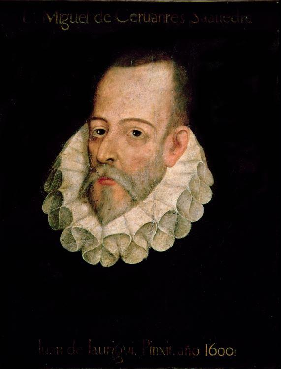 Miguel de Cervantes Savaaedra